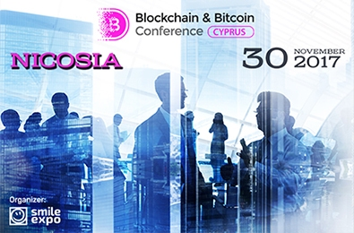 Blockchain and cryptocurrency expert to meet with Cyprus entrepreneurs at Bitcoin & Blockchain Conference Cyprus