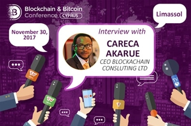Careca Akarue, CEO at Blockchain Consulting Ltd, about importance of education, nationwide blockchain use and future prospects