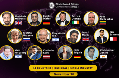 Cyprus to discuss blockchain integration into business and digital economy future