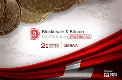 Geneva to host major conference on cryptocurrencies, blockchain and ICOs