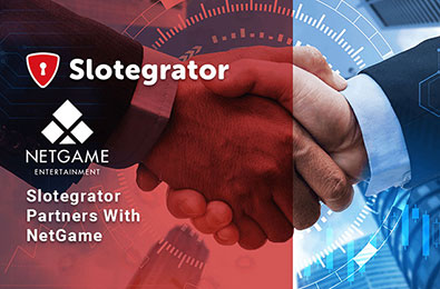 Software Developer for Online Casinos Slotegrator Partners With NetGame Entertainment
