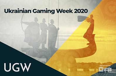 Івент Ukrainian Gaming Week 2020