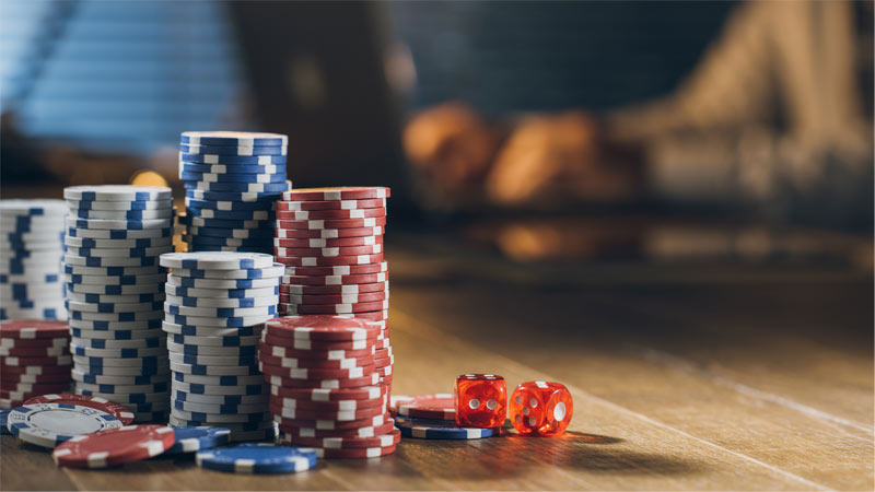 Gambling business in Singapore: features