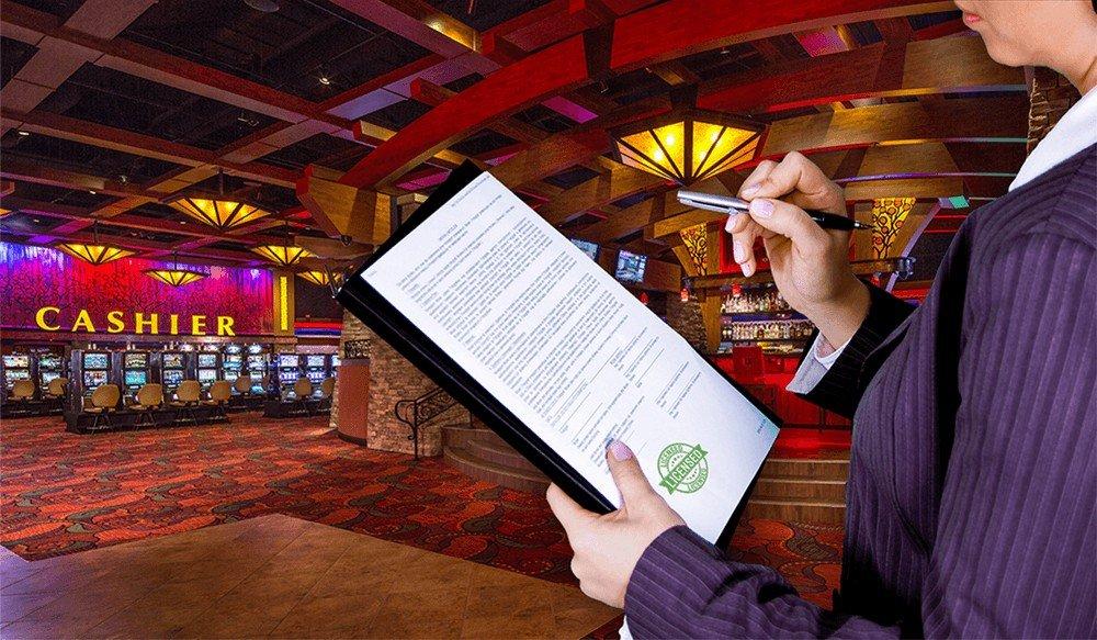 лицензионное казино онлайн играть