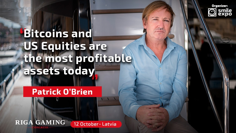 Patrick J  O'Brien About Invest In Bitcoins | Online Casino