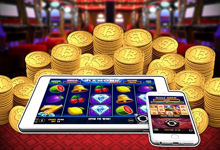 биткоин казино с бонусом