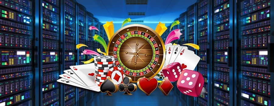 Casino server software