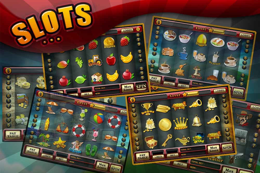 South Africa Free Slots