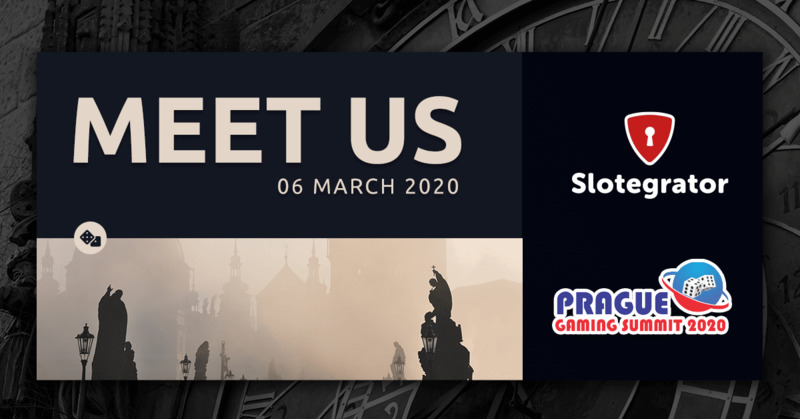 Slotegrator will participate in Prague Gaming Summit 2020