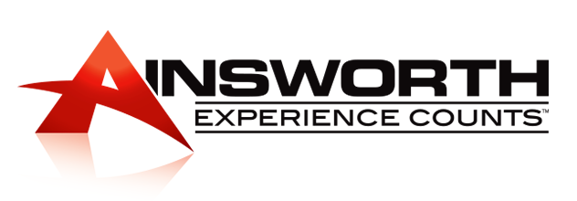 AINSWORTH GAME TECHNOLOGY logo