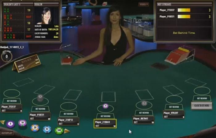 Poker tells neck pulse