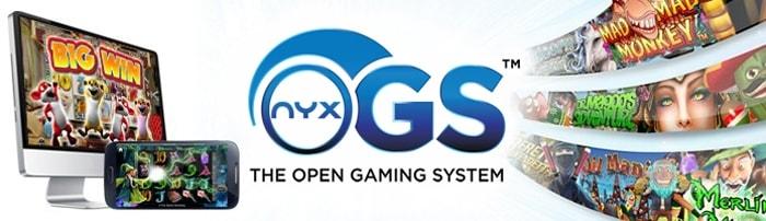 Казино NYX Interactive