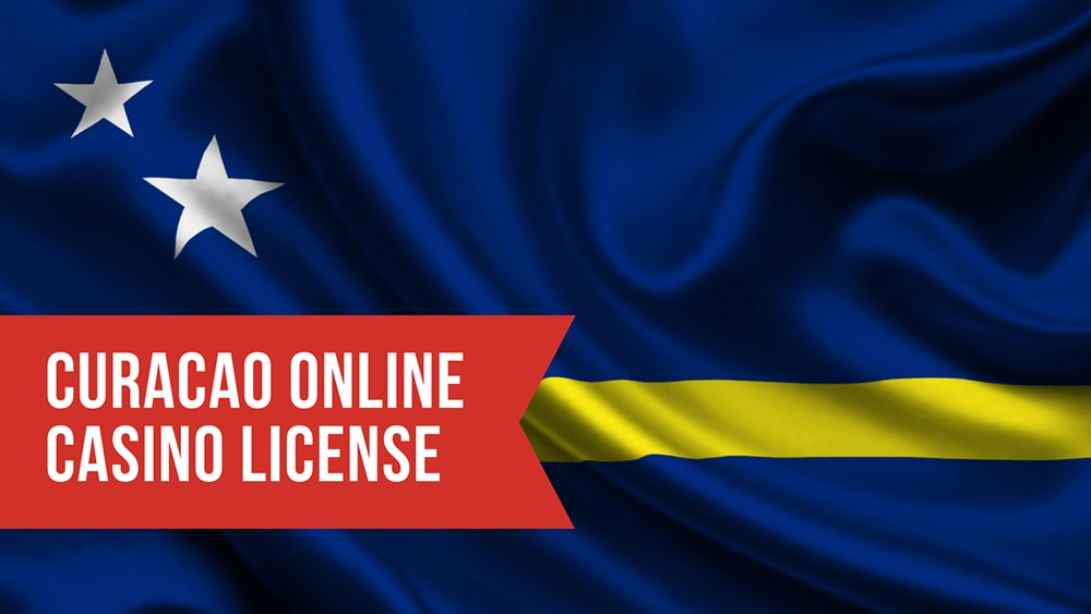 Curacao online casino license