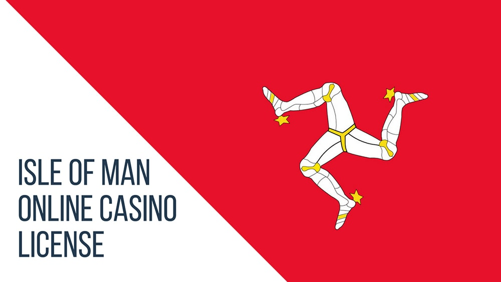 Isle of Man online casino license