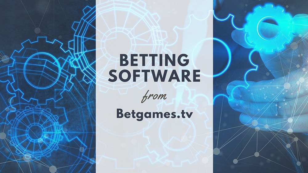 Betting software Betgames.tv