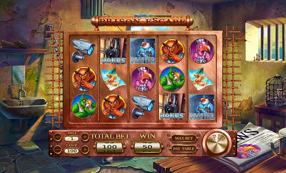 Unique graphics and design of Belatra slots