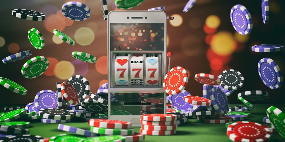 Mobile casino games from Mr Slotty