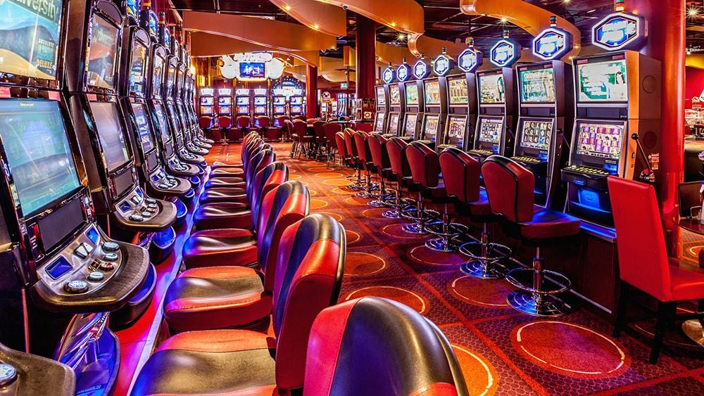 Испытай удачу в казино