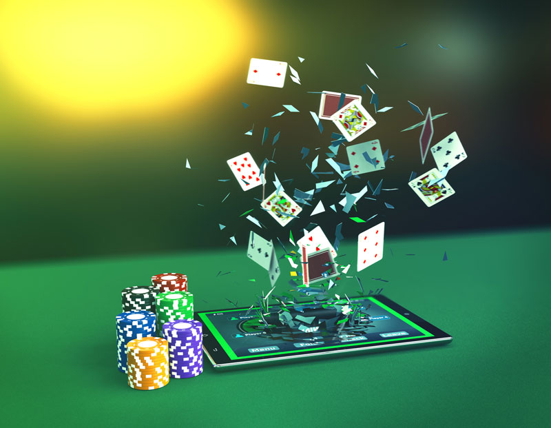 Mobile casino software from 888 Holdings