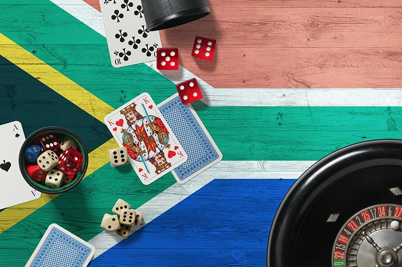 Turnkey online casino in South Africa